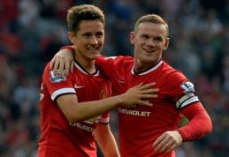 """W.Rooney apie """"Man Utd"""" krachą: nenurašykite mūsų"""