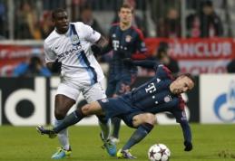 """Prieš akistatą su Anglijos čempionais """"Bayern"""" persekioja traumos"""
