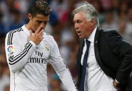 """Nelaiminčio """"Real"""" treneris C.Ancelotti nebijo būti atleistas"""