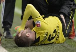 """Borussia"" privalės verstis be J. Blaszczykowski"