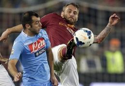 """Paskelbti daugiausiai uždirbandys """"Serie A"""" žaidėjai"""