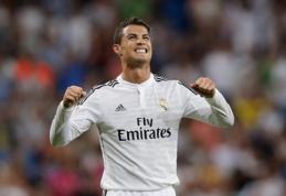 C. Ronaldo – nesustabdoma įvarčių mašina: superžvaigždės gimimas bei individualiai geriausi karjeros metai