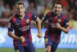 """""""Barcelona"""" pateikė žaidėjų sudėtį Čempionų lygos turnyrui"""