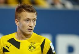 """Spauda: M.Reusui šis sezonas paskutinis """"Borussia"""" klube"""