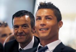 Vasaros transferų čempionu tapo agentas J.Mendesas? (FOTO)