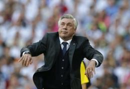 """C.Ancelotti po """"El Clasico"""": sunku išrinkti rungtynių žvaigždę"""