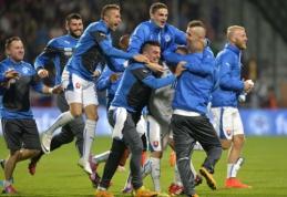 EURO 2016 atranka: Ispanai pralaimėjo slovakams, Anglija nepaliko jokių vilčių San Marinui