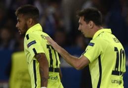 L.Messi: Neymaras gali tapti geriausiu futbolininku pasaulyje