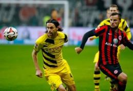 """""""Borussia"""" pralaimėjo ir Vokietijos čempionate lieka paskutinėje vietoje (VIDEO)"""