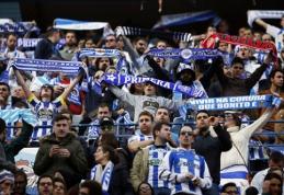 Madride po grumtynių prie stadiono žuvo sirgalius