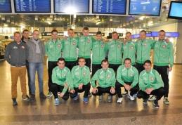 Lietuvos rinktinė nesėkmingai pradėjo Europos mini futbolo čempionatą
