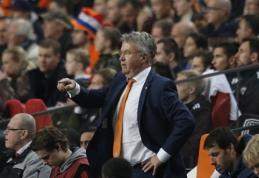 R. de Boeras: Hiddinkas turi būti atleistas