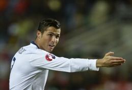 Europos čempionatų rekordą pagerinęs C.Ronaldo: tai ypatingas momentas