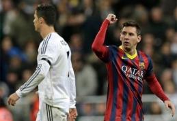 "C.Ronaldo neigia, kad vadina L.Messi ""moč**ušiu"""