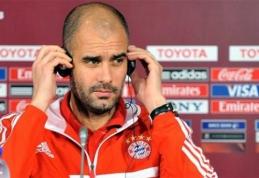"""J.Guardiola: daugiau niekada netreniruosiu """"Barcelona"""" klubo"""