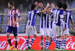 """Ispanijos """"Primera"""" pirmenybėse - """"Atletico"""" nesėkmė (VIDEO)"""