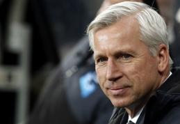 """""""Crystal Palace"""" gavo leidimą pradėti derybas su A. Pardew"""