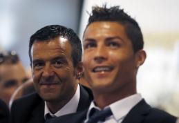 J.Mendesas neabejoja, kad C.Ronaldo Madride liks iki karjeros pabaigos