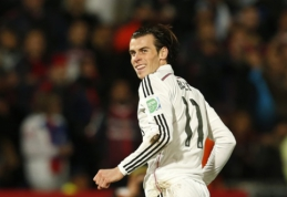 Trečiajame finale pasižymėjęs G.Bale'as: tai - nuostabūs metai