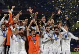 """FIFA pasaulio klubų taurės finale - Madrido """"Real"""" triumfas (VIDEO)"""