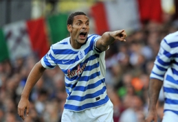 R. Ferdinandas nesigaili persikėlęs į QPR
