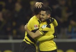 """""""Borussia"""" namų aikštėje palaužė """"Hoffenheim"""" futbolininkus (VIDEO)"""