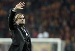 """J.Kloppas neketina atsistatydinti iš """"Borussia"""" trenerio pareigų"""