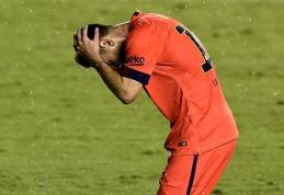 """""""Valencia"""" fanai vos rimtai nesužalojo L.Messi (VIDEO)"""