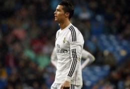 """C.Ronaldo: """"Atletico"""" žaidžia nepatrauklų futbolą"""