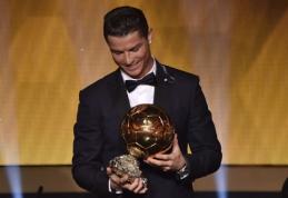 C.Ronaldo - geriausias visų laikų Portugalijos futbolininkas
