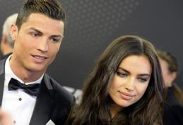 POP: C. Ronaldo ir I. Shayk meilė baigėsi?