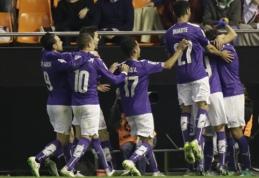 """""""Espanyol"""" ekipa iš Karaliaus taurės eliminavo """"Valencia"""" (VIDEO)"""
