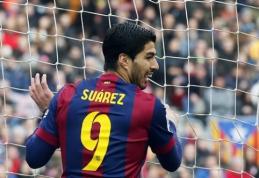 """L. Suarezas sulaukė """"Juventus"""" vadovo skambučio"""