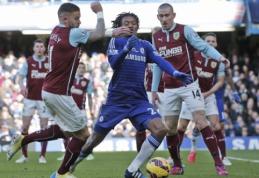 """""""Chelsea"""" ir """"Man Utd"""" prarado taškus, """"Man City"""" pažemino """"šarkas"""" (VIDEO)"""