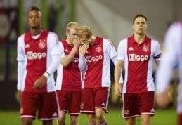 """Vienuolika """"Ajax"""" žaidėjų užsikrėtė koronavirusu"""