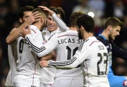 """Madrido """"Real"""" namuose nugalėjo """"Deportivo"""" futbolininkus (VIDEO, FOTO)"""