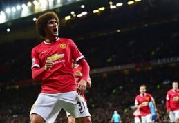 """M. Fellaini: """"Man United"""" turi patekti į Čempionų lygą"""
