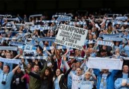 """""""Man City"""" fanų armija išaugo 523 proc., """"Man Utd"""" ir """"Inter"""" liūdi dėl prarandamų gerbėjų"""