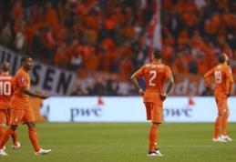 J. Cruyffas: Nyderlandų rinktinė – gėdinga
