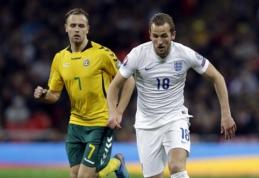 R.Hodgsonas: H.Kane'o debiutas negalėjo būti geresnis