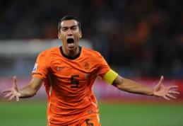 """G. van Bronckhorstas taps """"Feyenoord"""" strategu"""