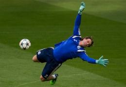 """Čempionų lyga: """"Schalke"""" viliasi pateikti stebuklą, """"Basel"""" tikslas - perrašyti istoriją"""