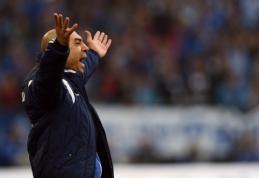 """Di Matteo prieš rungtynes su """"Real"""": tikiuosi, kad rytoj bus mūsų diena"""