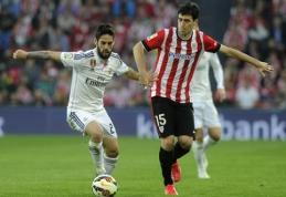 Isco: į Bilbao atvykome be jokio noro laimėti