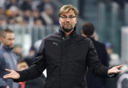 """J.Kloppas džiaugiasi vis gerėjančiu """"Borussia"""" žaidimu"""