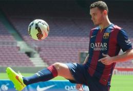 """Th.Vermaelenas pasiruošęs debiutuoti """"Barcelona"""" gretose"""