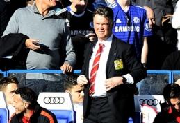 "L. van Gaalas: ""Manchester United"" laimės ""Premier"" lygą per ateinančius dvejus metus"