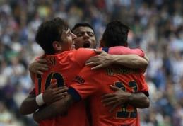 """Ispanijoje - lengvos """"Barcos"""" ir """"Atletico"""" pergalės (VIDEO)"""