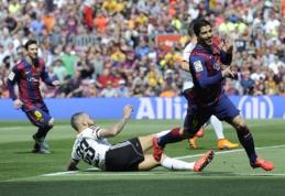 Ispanijos čempionate - lyderių pergalės (VIDEO)