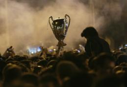 """Čempionų lygos ketvirtfinalis:  """"Atletico"""" sieks keršto, """"Juventus"""" - pergalingos pradžios (FOTO, VIDEO)"""